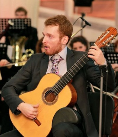 Ukrainian guitarist won the competition