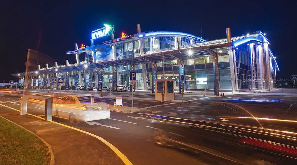 Tourist Info Center opens in Airport Kyiv