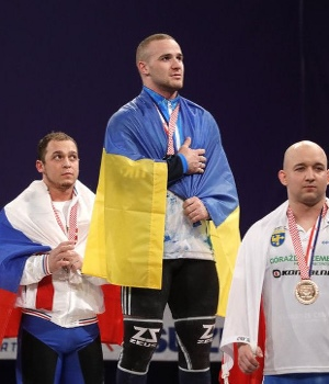 Ukrainian became the champion of Europe