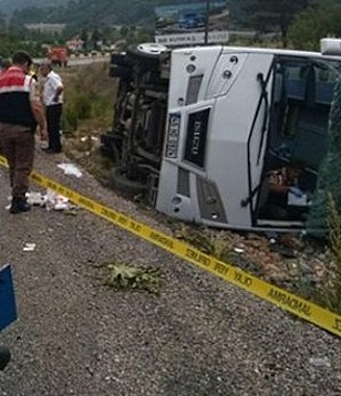 Road traffic #accidents in Turkey