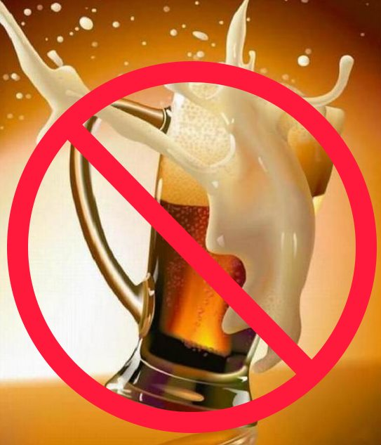 Alcohol banned in outdoor in Antalya