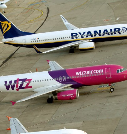 Ryanair vs Wizz Air