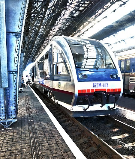 Boryspil trains