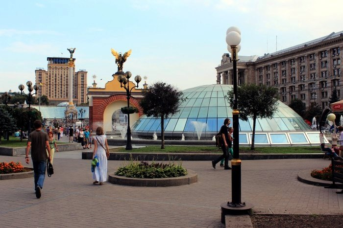 Kyiv heads the rating of tourist cities 1