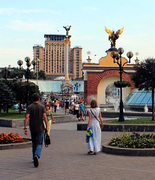 Kyiv heads the rating of tourist cities