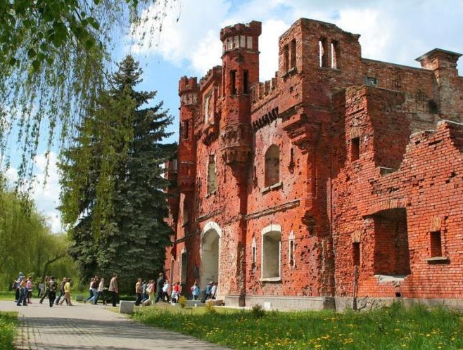 Brest Fortress - the best heritage site